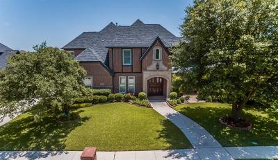 McKinney Single Family Home For Sale: 7403 Waterfall Drive