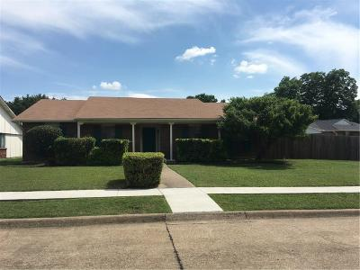Coppell Single Family Home For Sale: 555 Havencrest Lane