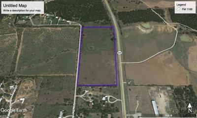 Mineral Wells Farm & Ranch For Sale: 0000c State Hwy 337