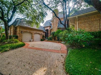 Dallas Single Family Home For Sale: 7152 Helsem Bend