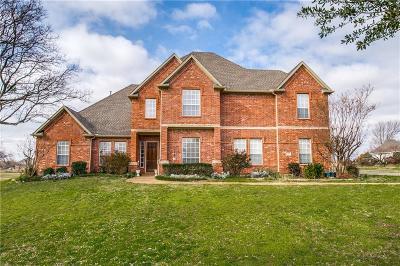 Parker Single Family Home For Sale: 4601 Hackberry Lane