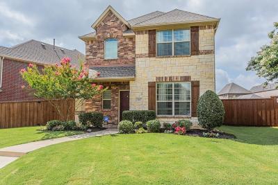 Allen Single Family Home For Sale: 883 Llano Drive