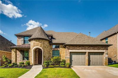 The Colony Single Family Home For Sale: 5836 Austin Waters