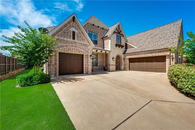 Prosper Single Family Home Active Contingent: 3740 Arborglen Court