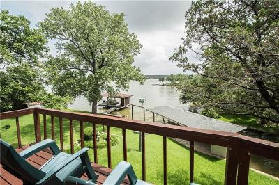 Parker County, Tarrant County, Hood County, Wise County Single Family Home Active Option Contract: 1221 Sleepy Water Court