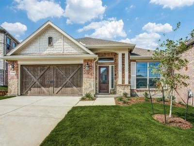 Lewisville Single Family Home For Sale: 1900 Hollowcreek Trail