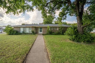 Brownwood Single Family Home Active Option Contract: 1013 Roselawn Street