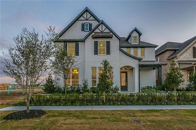 Frisco Single Family Home For Sale: 3779 Harvest Lane