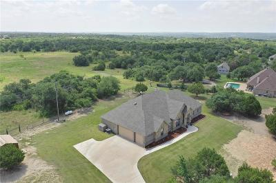 Azle Single Family Home For Sale: 104 Woodland Slope Court