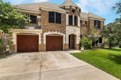 Grand Prairie Single Family Home Active Option Contract: 5168 Clydesdale Drive
