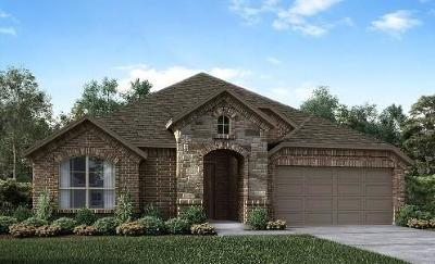 Midlothian Single Family Home For Sale: 814 Lonesome Dove Drive