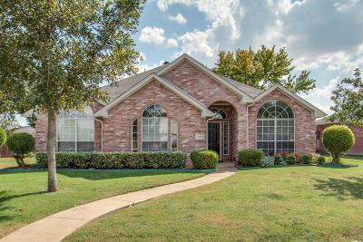 Frisco Single Family Home Active Option Contract: 11913 Galleon Road