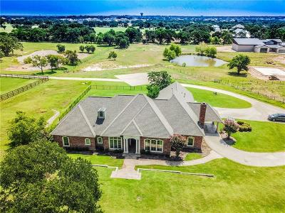 Flower Mound Single Family Home For Sale: 3600 Scenic Drive
