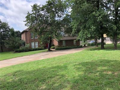 Johnson County Single Family Home For Sale: 6004 Baker Lane