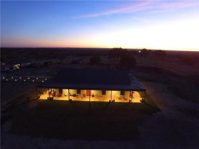 Weatherford Single Family Home For Sale: 2688 Dennis Road