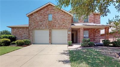 Forney Single Family Home For Sale: 1114 Kimbro Drive
