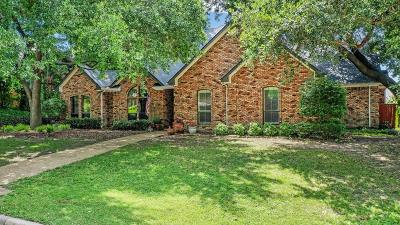 Rockwall Single Family Home For Sale: 521 Shoreview Drive