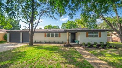 North Richland Hills Single Family Home For Sale: 6815 Briley Drive
