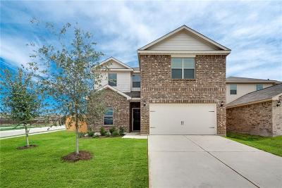 Forney Single Family Home For Sale: 4515 Mares Tail Drive