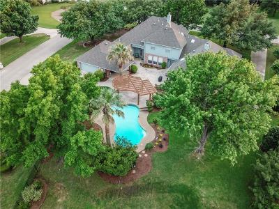 Flower Mound Single Family Home For Sale: 4800 Harbor Drive