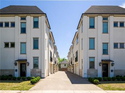 Dallas County Single Family Home For Sale: 3515 Normandy Avenue #7
