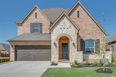 Flower Mound Single Family Home For Sale: 4971 Stornoway Drive