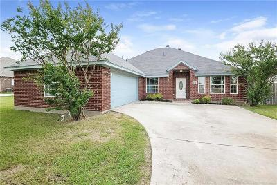 Red Oak Single Family Home For Sale: 119 Clear Creek Drive