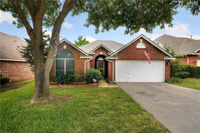Flower Mound Single Family Home Active Option Contract: 1912 Centenary Drive