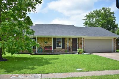 Royse City, Union Valley Single Family Home Active Option Contract: 515 E County Line Road