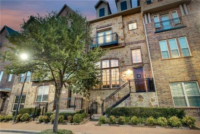 Plano Townhouse For Sale: 7934 Bishop Road