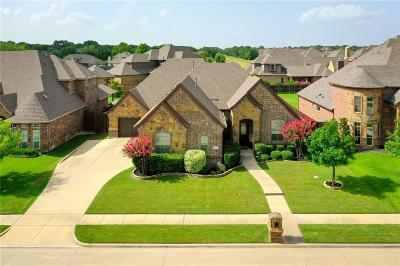 North Richland Hills Single Family Home Active Kick Out: 8957 Glendara Drive