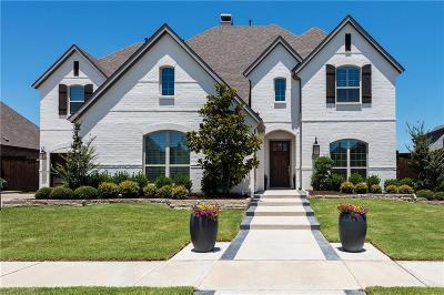 Frisco Single Family Home For Sale: 3774 Benchmark Lane