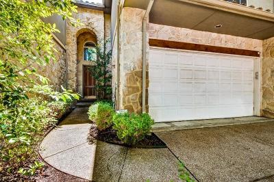 Irving Townhouse For Sale: 4326 Castle Rock Court