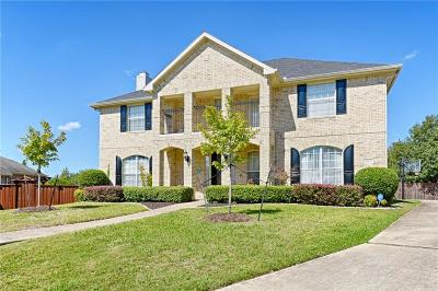 Garland Single Family Home For Sale: 1501 Lake Bluff Drive