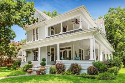 McKinney Single Family Home For Sale: 608 W Hunt Street