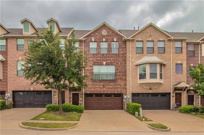 Irving Townhouse For Sale: 1433 Fox Run Drive