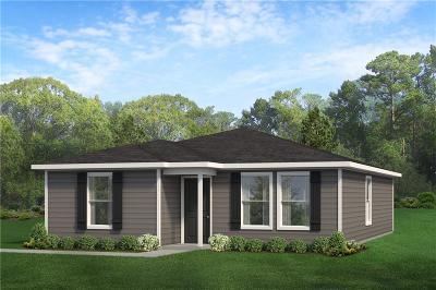 Dallas Single Family Home For Sale: 3142 McDermott Avenue
