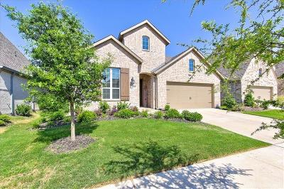 Prosper Single Family Home For Sale: 2100 Hubbard Park Lane