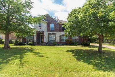Grand Prairie Single Family Home Active Option Contract: 3832 Winding Forest Drive