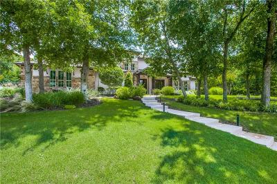 Flower Mound Single Family Home Active Option Contract: 1604 Northfalls Court