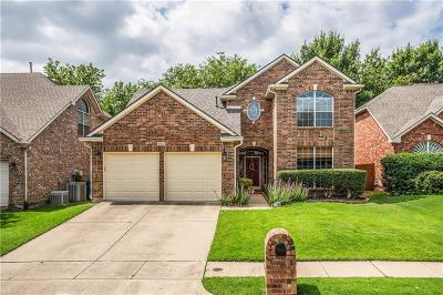 Flower Mound Single Family Home Active Option Contract: 3525 Arbor Creek Lane