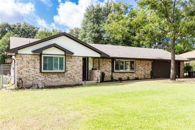 Grapevine Single Family Home For Sale: 2417 High Drive