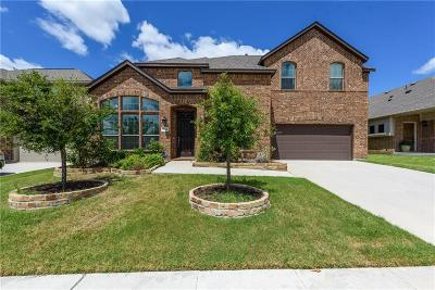 Denton Single Family Home For Sale: 9316 Benbrook Lane