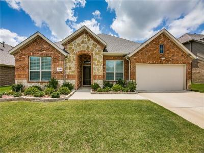 Sachse Single Family Home For Sale: 3411 Stampede Drive