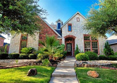 Allen Single Family Home For Sale: 1434 Greenwich Drive
