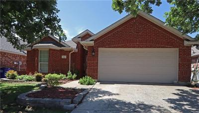 Denton County Single Family Home For Sale: 2612 Redcedar Drive