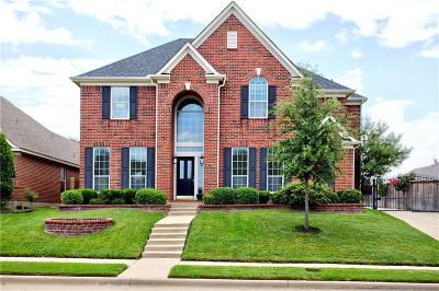 Fort Worth Single Family Home For Sale: 4780 Grapevine Terrace