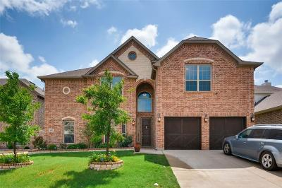 Fort Worth Single Family Home For Sale: 6012 Lacebark Elm Drive