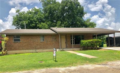 Comanche Single Family Home For Sale: 1203 N Page Street