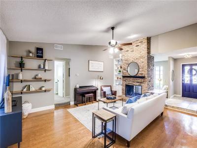 Arlington Single Family Home For Sale: 4509 Trowbridge Drive